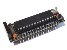 Smallest Arduino UNO Nano Atmega328P Bread Board Buddy V2