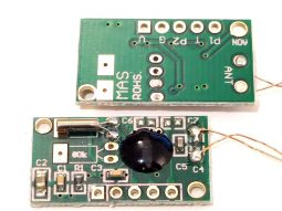 WWVB NIST atomic clock receiver