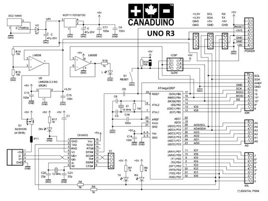 Index php moreover Arduino 3d Printer Wiring Diagram Cnc Shield additionally Using An Arduino Uno To Program A Standalone Atmega2560 furthermore Dual Protocol Rs232 Or Rs485 Board Using Max232 Or Max485 moreover Arduino Uno R3  patible Atmega328p Ch340g. on arduino uno board layout