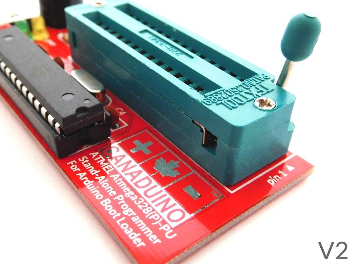 Stand alone automatic arduino uno atmega p boot loader