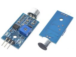 sound audio acoustic sensor level switch