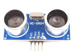 Ultrasonic Distance Measuring Sensor HC-SR04