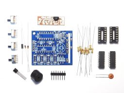 16 Sounds Generator Module for Scale Modelling