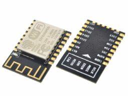 ESP8266 WiFi MCU Module with 80/160MHz, 4MB Arduino compat.