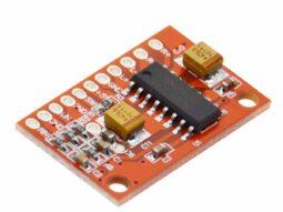 3 Watt Stereo Mini Class-D Audio Amplifier 5V, Standby-Mode