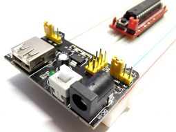 Bread board power supply module 3.3V 5V