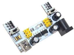 Bread Board Power Supply Module 3.3V and 5V - New Version