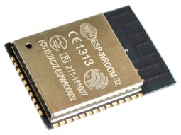 ESP32-WROOM-32 ESP-WROOM-32 WiFi Bluetooth 4.2 dual core