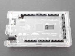 Arduino MEGA 2560 case Clear Acrylic Enclosure