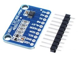 ads1115 analog digital converter breakout i2c