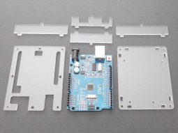 Arduino UNO R3 Case Acrylic Enclosure DIY Kit