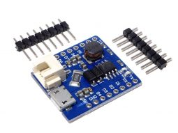 D1 Mini WEMOS ESP8266 WiFi compatible Lithium Battery Shield