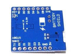 D1 Mini WEMOS ESP8266 WiFi compatible Lithium Battery Shield