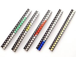 100 pcs LED SMD 1210 Red Green Blue Yellow White