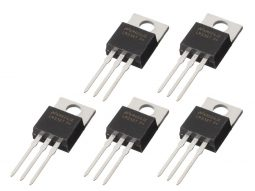 5 x LM388 LM388T Adjustable Voltage Regulator 5A