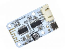 2 x 3 Watt Class-D Bluetooth Stereo Audio Amplifier Module