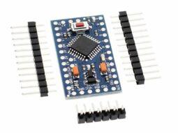 Arduino Pro Mini ATmega328P 3V-5V, 16MHz