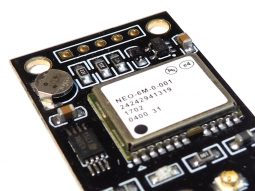 GPS Receiver NEO 6M Module with Antenna and 32kbit (Clearance Sale)