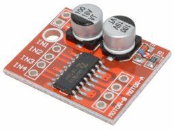 H-Bridge DC Motor Driver Module MX1616