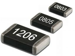 SMD resistor assortments 0603 0805 1206