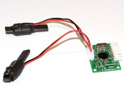 EverSet ES100 COB WWVB 60kHz BPSK Receiver Kit with 2 Antennas