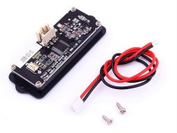LCD Battery Gauge 12V-48V Lead-Acid and 2-15 Cell Lithium, programmable